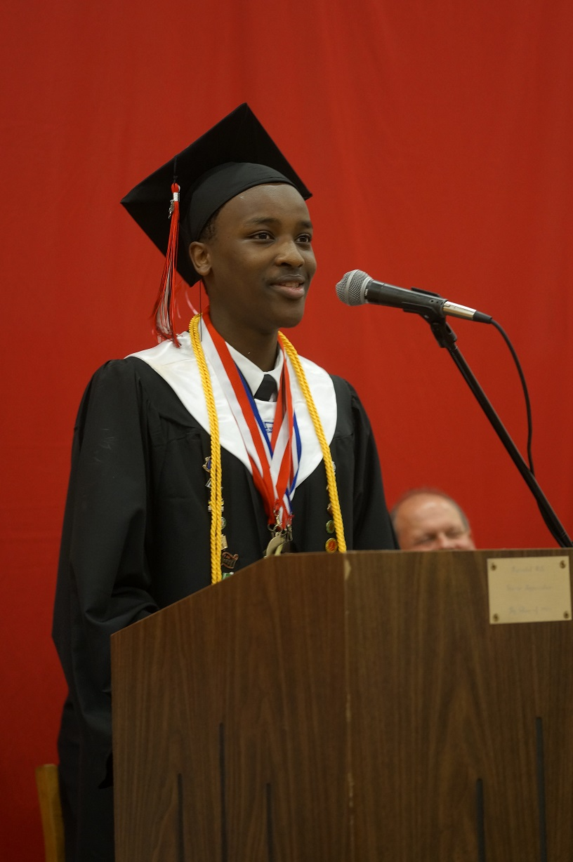 Valedictorian Speach